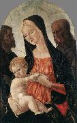 Francesco di Giorgio Martini Madonna and Child with two Saints oil painting picture wholesale