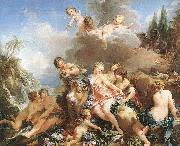 Francois Boucher The Rape of Europa oil painting picture wholesale