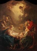 Francois Boucher Adoration of the Shepherds oil painting picture wholesale