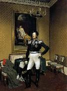 Franz Kruger Prince Augustus of Prussia oil painting artist
