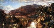 Frederick Edwin Church The Heart of the Andes oil painting