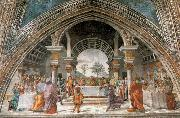 GHIRLANDAIO, Domenico Herod-s Banquet oil painting picture wholesale