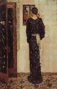 George Hendrik Breitner The Earring oil painting picture wholesale