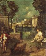Giorgione Ovadret oil painting picture wholesale