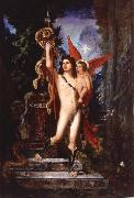 Gustave Moreau Eason and Eros oil painting picture wholesale