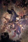 HERRERA, Francisco de, the Elder Stigmatisation of St Francis oil painting picture wholesale