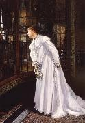 James Tissot THe Staircase oil painting picture wholesale
