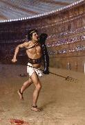 Jean Leon Gerome The Gladiator oil painting picture wholesale