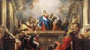 Jean Restout Pentecost oil painting picture wholesale