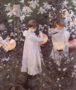 John Singer Sargent Carnation oil painting picture wholesale
