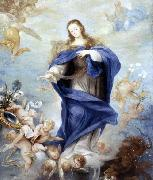 Juan Antonio Escalante Immaculate Conception oil painting artist