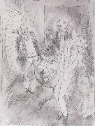 Jules Pascin Customer of wait in latter oil painting picture wholesale