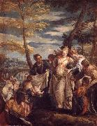 Paolo Veronese Moses found in the reeds oil painting picture wholesale