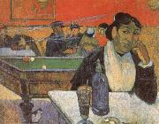 Paul Gauguin Night Cafe in Arles oil painting picture wholesale
