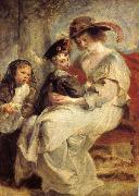 Peter Paul Rubens Helen and her children oil painting picture wholesale