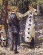 Pierre-Auguste Renoir The Swing oil painting picture wholesale