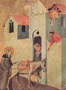 Pietro Lorenzetti Beata Umilta Transport Bricks to the Monastery oil painting picture wholesale