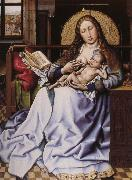 Robert Campin Maria with the child framfor hard oil painting picture wholesale