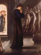 Sir Edward Burne-Jones Pygmalion oil painting picture wholesale