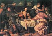 Tintoretto The Supper at Emmaus oil painting picture wholesale