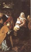 VELAZQUEZ, Diego Rodriguez de Silva y Oriental three doctor oil painting picture wholesale