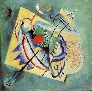 Wassily Kandinsky Voros ovalis oil painting on canvas