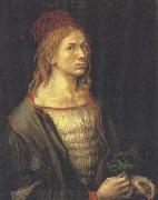 Albrecht Durer Self-Portrait (mk45) oil painting picture wholesale