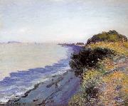 Alfred Sisley Bristol Channel from Penarth,Evening oil painting picture wholesale