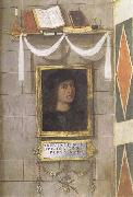 Bernardino Pinturicchio Self-Portrait oil painting picture wholesale