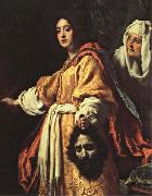 Cristofano Allori Judith and Holofernes oil