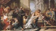 Francois Boucher The judgement of Susannah\ oil painting picture wholesale