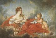 Francois Boucher The Muse Clio oil painting picture wholesale