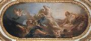 Francois Boucher Apollo in his Chariot oil painting picture wholesale