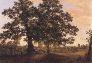 Frederic E.Church The Charter Oak at Hartford oil painting picture wholesale