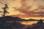 Frederic E.Church Sunset oil painting picture wholesale