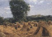 George Robert Lewis Dynedor Hill,Herefordshire (mk47) oil painting picture wholesale