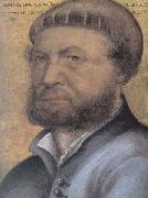 Hans holbein the younger Self-Portrait oil painting picture wholesale