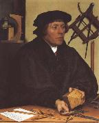 Hans holbein the younger The astronomer Nikolaus Kratzer (mk45) oil painting picture wholesale