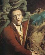 James Barry Self-Portrait as Timanthes oil painting picture wholesale