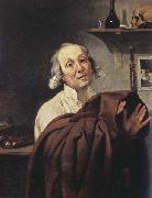 Johann Zoffany Self-Portrait as a Monk oil painting picture wholesale