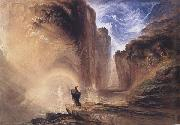 John Martin Manfred and the Witch of the Alps (mk47) oil painting picture wholesale