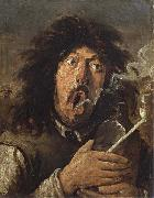 Joos van craesbeck The Smoker oil painting picture wholesale