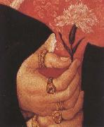 Lucas Cranach the Elder Detaills of Ann Putsch,First wife of Dr.johannes (mk45) oil painting picture wholesale