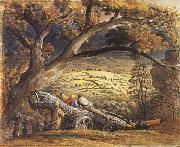 Samuel Palmer The Timber Wain oil painting picture wholesale