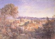 Samuel Palmer A View of Ancient Rome oil painting picture wholesale