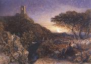 Samuel Palmer The Lonely Tower oil painting picture wholesale