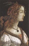 Sandro Botticelli Workshop of Botticelli,Portrait of a Young woman oil painting picture wholesale