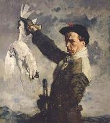 Sir William Orpen The Dead Ptarmigan oil painting picture wholesale