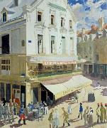 Sir William Orpen Dieppe oil painting picture wholesale