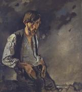 Sir William Orpen The Man from the West:Sean Keating oil painting picture wholesale